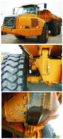 Used Machinery Inspections by Mevas