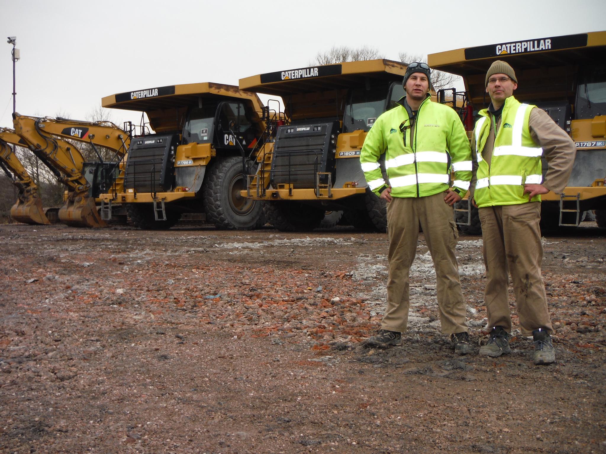 Photos of Mevas Heavy Equipment Inspections